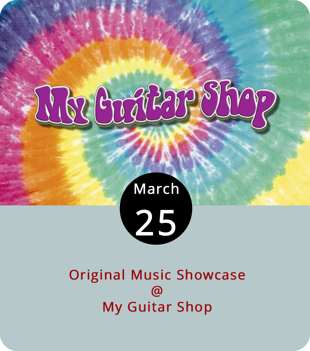 """Once the weather gets more reliably temperate, Jake at My Guitar Shop (4529 S. Amherst Hwy.) will almost certainly be holding a few outdoor music extravaganzas in the parking lot outside his shop. In the meantime, he's using the soundstage inside to host an original music showcase featuring six local bands: Not Robots (1 p.m.); Xenith (2 p.m.); Whole New Me (3 p.m.); Super Dudes (4 p.m.); Borderline Taboo (5 p.m.); and Thikhed (6 p.m.). It's being billed as Thikhed's farewell show, which means this may be the last chance to hear them hold forth with their particular brand of """"mountain metal."""" There's no cover charge. For more info, click  here or call (434) 534-7110."""