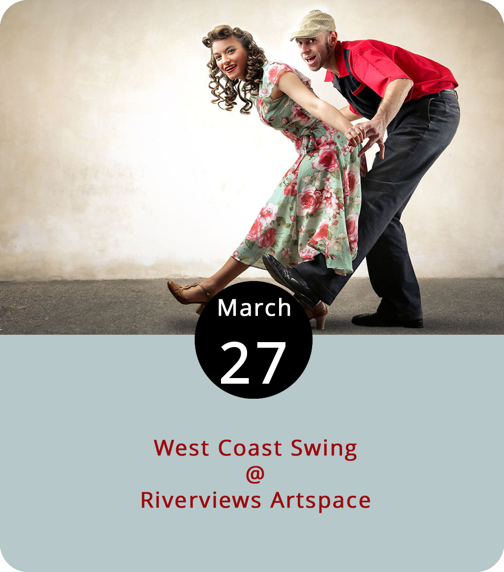 Hill City Swing says they're not responsible for injuries, so make sure to limber up in advance of their swing dance party this evening at Riverviews Artspace (901 Jefferson St.). The group includes instructors and they're doing their best to build a community of dancers educated in the ways of West Coast Swing, a style with roots in early 20th-century Harlem that owes its original popularity to Hollywood. Think Lindy hop. Lessons run from 7:15 to 8 p.m., followed by an open dance until 10:45 p.m. Admission is $10 for adults and $5 for students. Dancers with all levels of experience are welcome. No partner is required. For more info, click  here or call (540) 769-7192.    Happy New Year from LynchburgDoes.com   In December of 2016, LynchburgDoes was just an idea that was rapidly coming to fruition. We knew there was more happening in this little town of ours than many people suspected. We sensed that there was an audience for a thoughtful and accurate source for detailed information about events and culture in Lynchburg. And we were pretty sure we could create an accessible hub for informative, reliable, and even entertaining listings and reporting on music, theater, food, drink, and a range of other things to do in and around town. So we launched the website just a few days before New Year's Eve, 2016.   The site is now just over one-year old. We made it through more than 52 weeks, publishing a full roster of eight-days of events and happenings every Wednesday. We've made a lot of friends in the community in the past year. We've discovered new places to eat, drink, and be merry. And we've solidified our belief that there's plenty of fun stuff to do in Lynchburg.   To those of you who have been using LynchburgDoes as a resource over the past months, thank you. To those of you who are new to the site, welcome. We look forward to moving forward with your support and to celebrating our second anniversary next New Year's Eve.    Thanks for stopping by,    Matt Ashare Ed