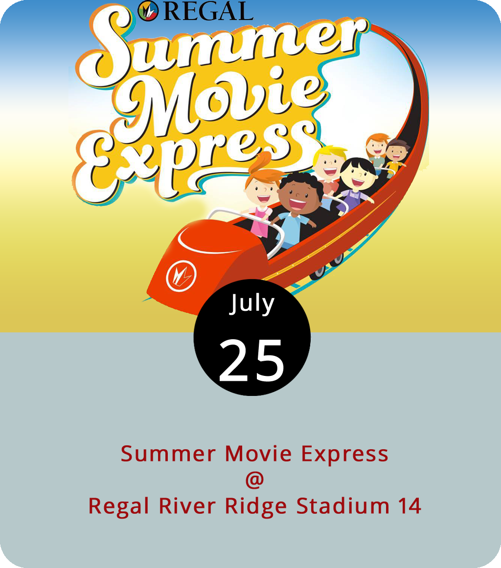 For the next couple weeks, Regal River Ridge Stadium 14 (3411 Candlers Mountain Rd.) will host $1 movies on Tuesdays and Wednesdays starting at 10 a.m. The special features a unique family friendly movie or two each week. Today check out  The Secret Life of Pets (2016), a cartoon film featuring Louis C.K. as the voice of Max, a terrier whose owner suddenly adopts a stray, Duke (Eric Stonestreet). The film is co-directed by Chris Renaud and Yarrow Cheney. Also part of the $1 deal is  Alvin and the Chipmunks: The Squeakquel (2009), directed by Betty Thomas. For more information, click  here or call (844) 462-7342.