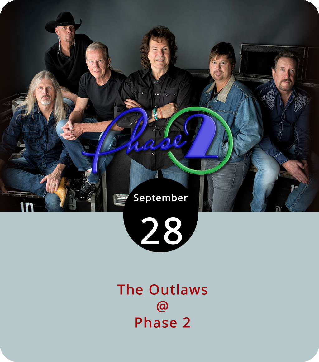 "Out of the six guys who currently populate the veteran country-rock band the Outlaws, only one can trace his lineage back to the early years of the band. That would be drummer Monte Yoho, who joined the Florida-based group back in 1969, took the '80s and '90s off, and then rejoined in 2006. Current guitarist Henry Paul did his first stint with the band in the mid '70s, which means he was on board when they recorded two of their best known songs: ""There Goes Another Love Song"" and ""Green Grass and High Tides."" Yoho and Paul will help keep the band grounded in their storied past when they come to town this evening for an 8 p.m. show at Phase 2 (4009 Murray Pl.). General admission tickets are $35, and there are VIP tickets available  here  for $70. Click  here  or call (434) 846-3206 for more info."