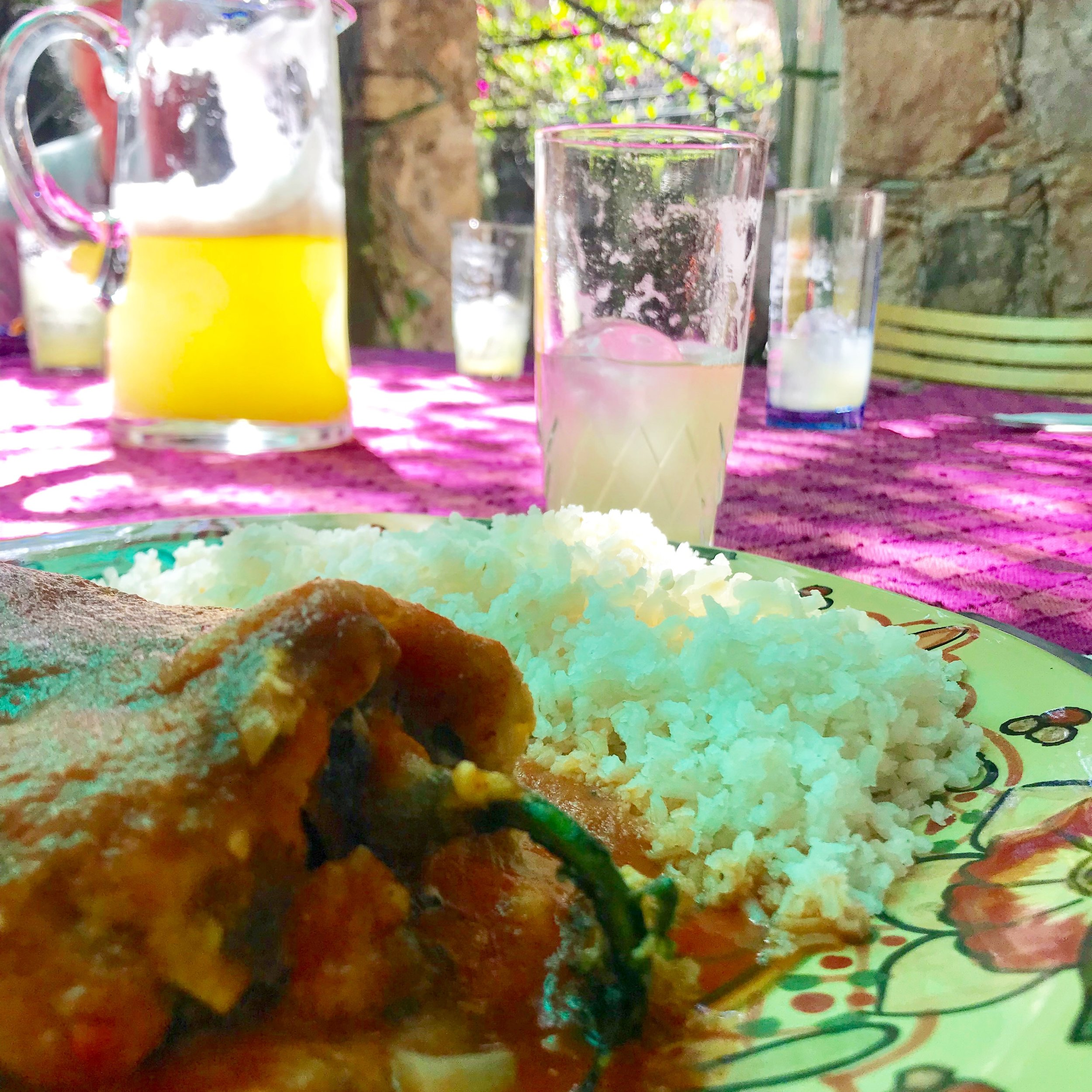 This was the best chili relleno I've ever had!