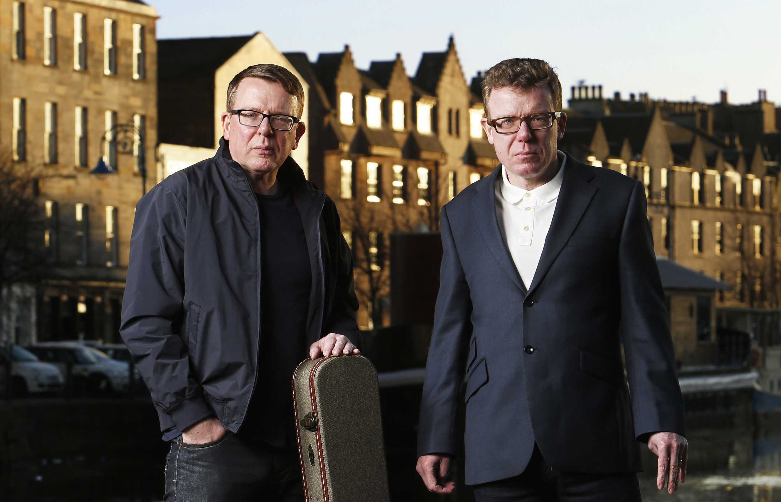 The Proclaimers (regional only)