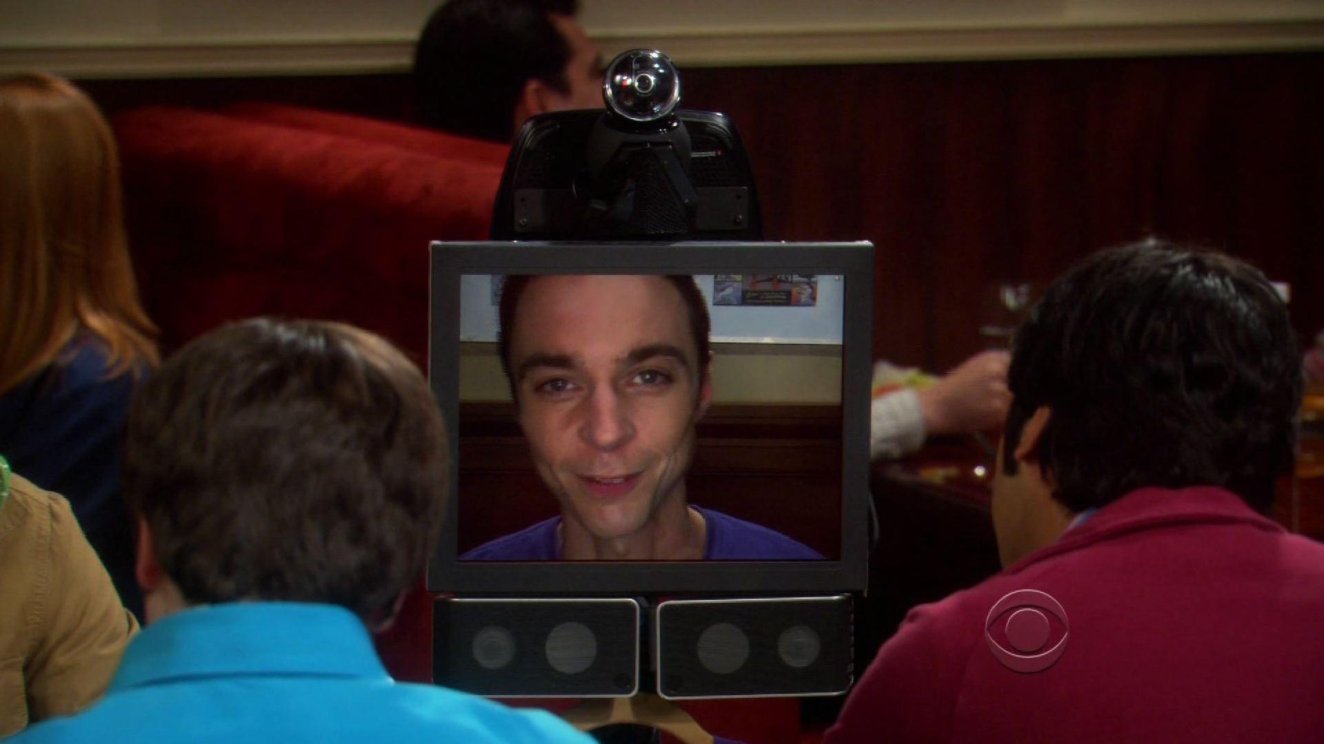 Logitech •Big Bang Theory