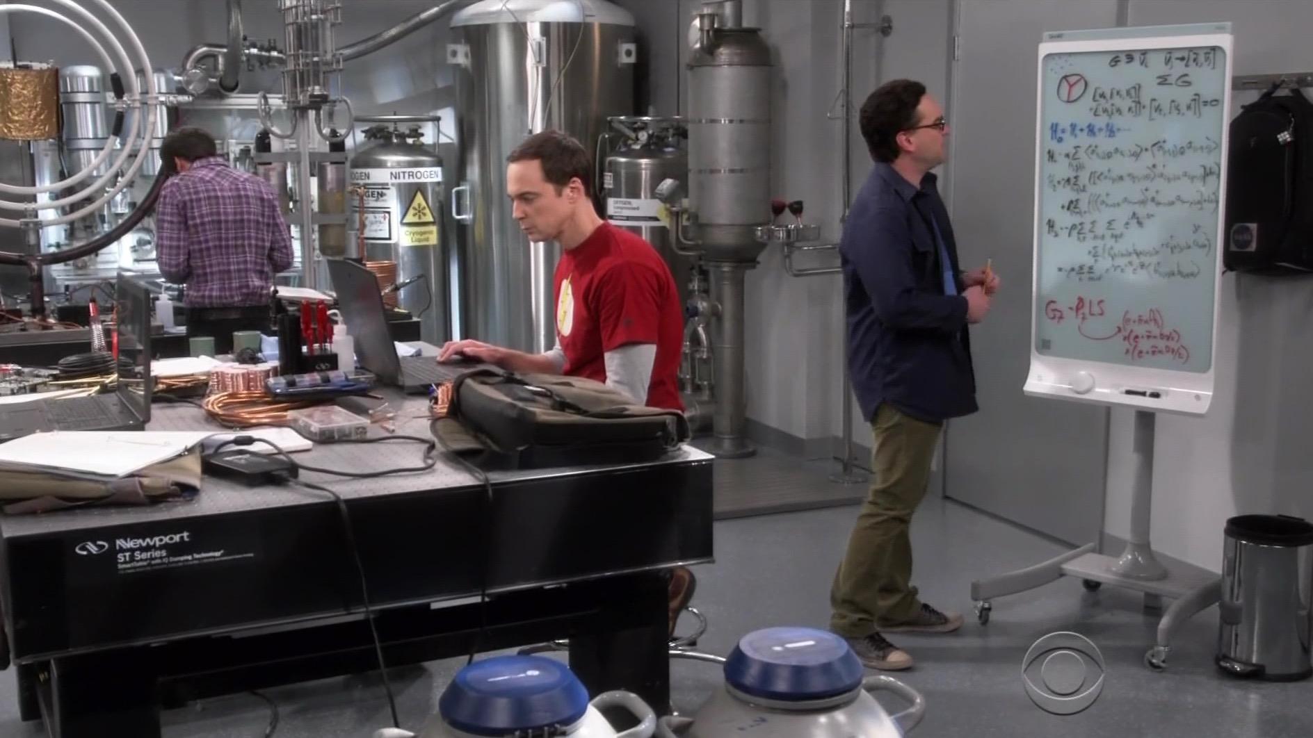 SmartKapp • Big Bang Theory