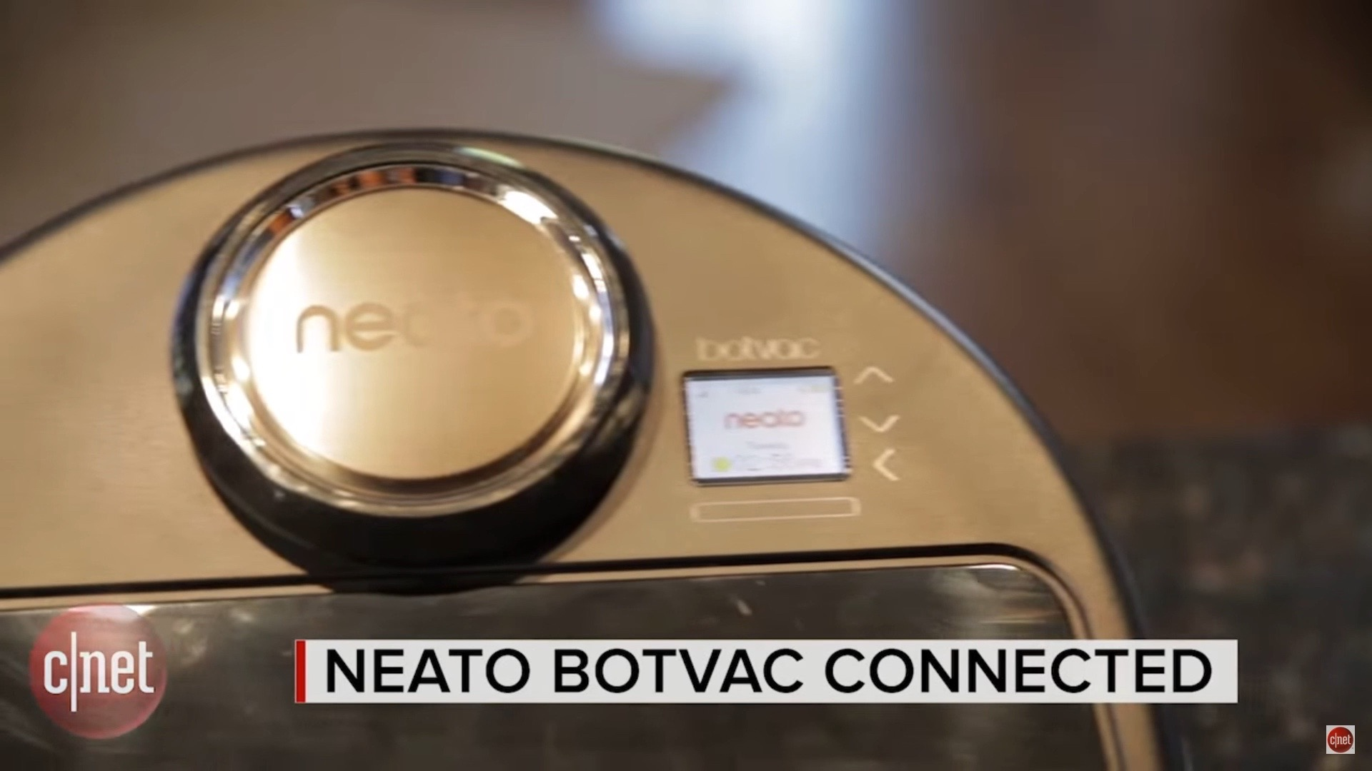 Neato • CNET First Look