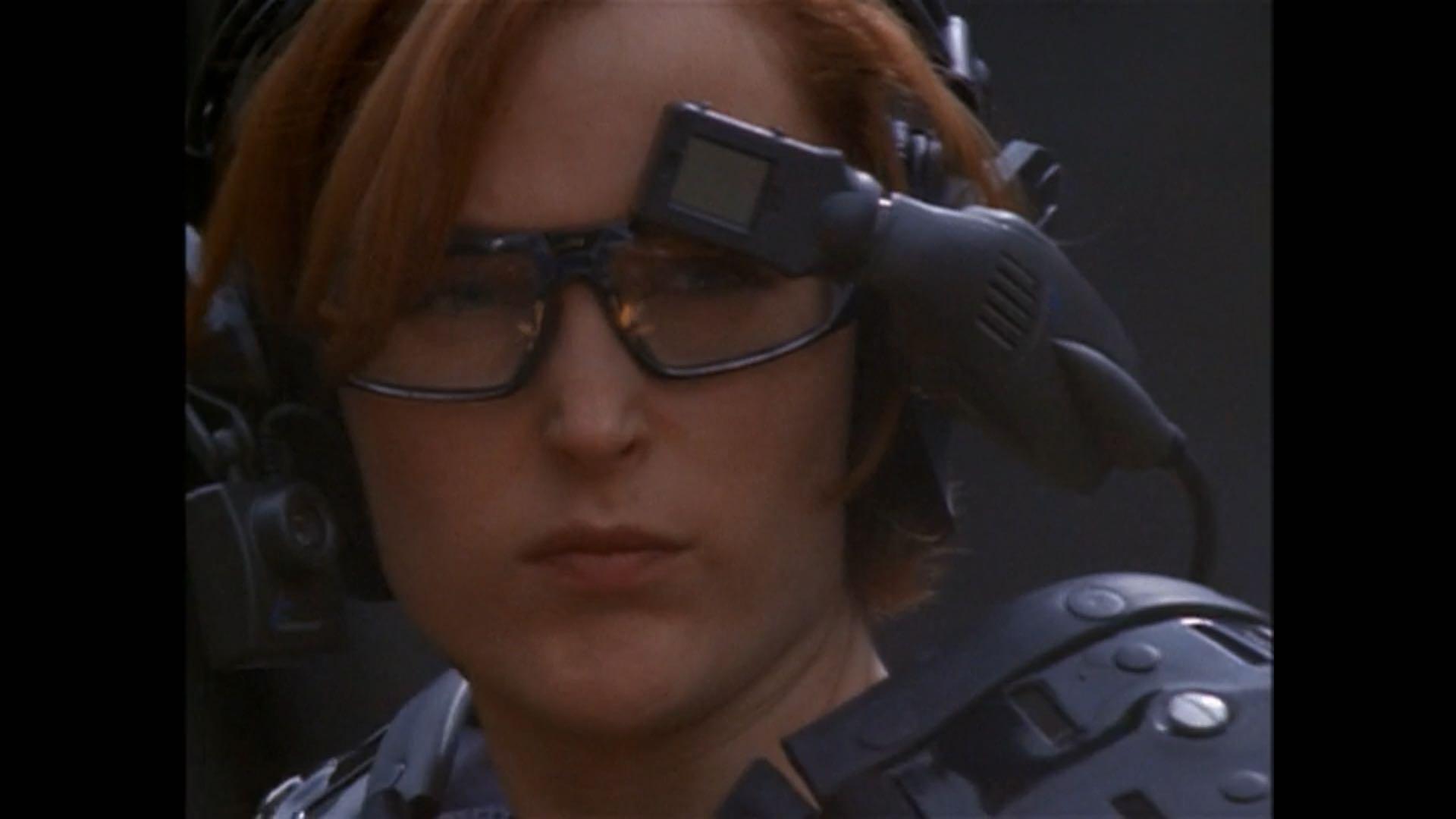 Xybernaut • The X-Files