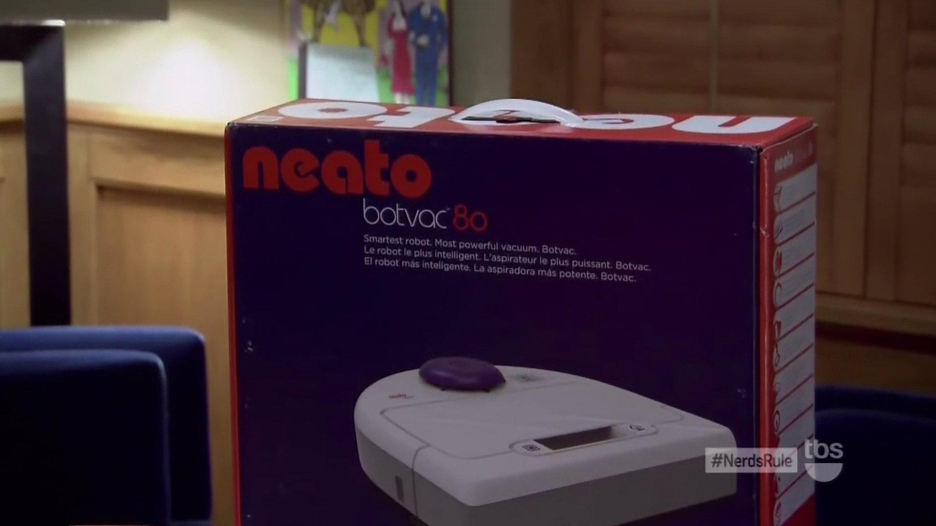 Neato • King of the Nerds