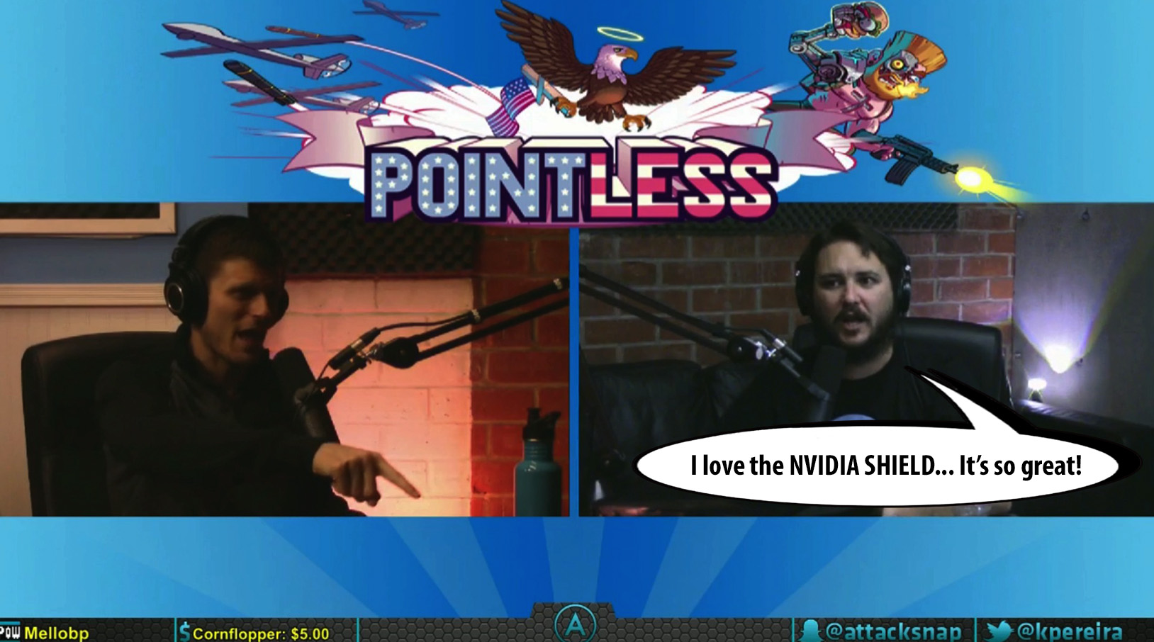 NVIDIA • Pointless Podcast • Wil Wheaton