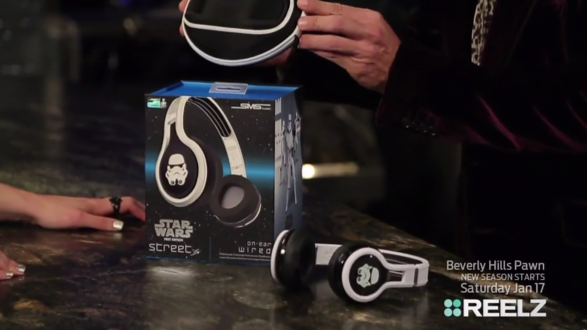 SMS Audio • Holiday Movie Preview Review