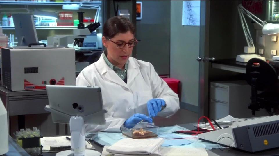 Revolve Robotics • Big Bang Theory