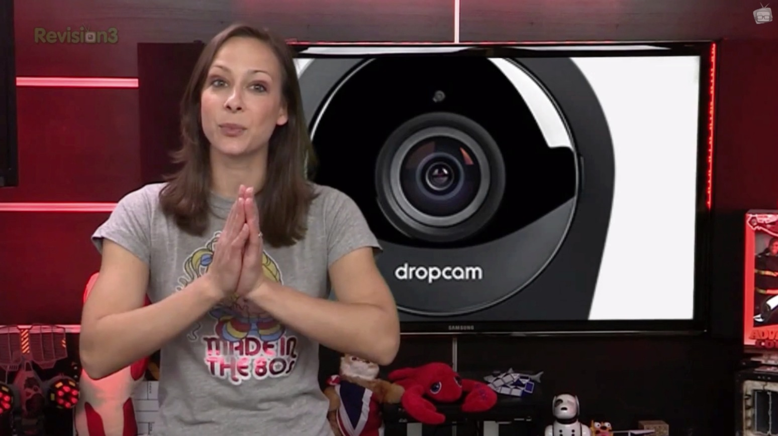 Dropcam • GeekBeat Live