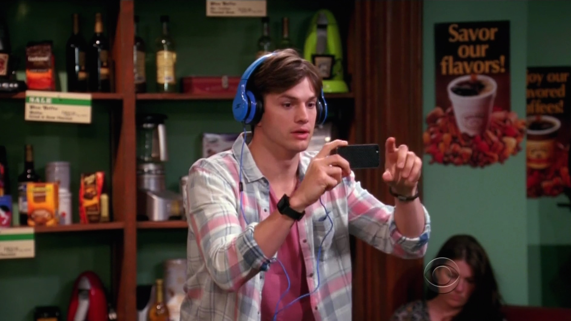 SMS Audio • Two and a Half Men
