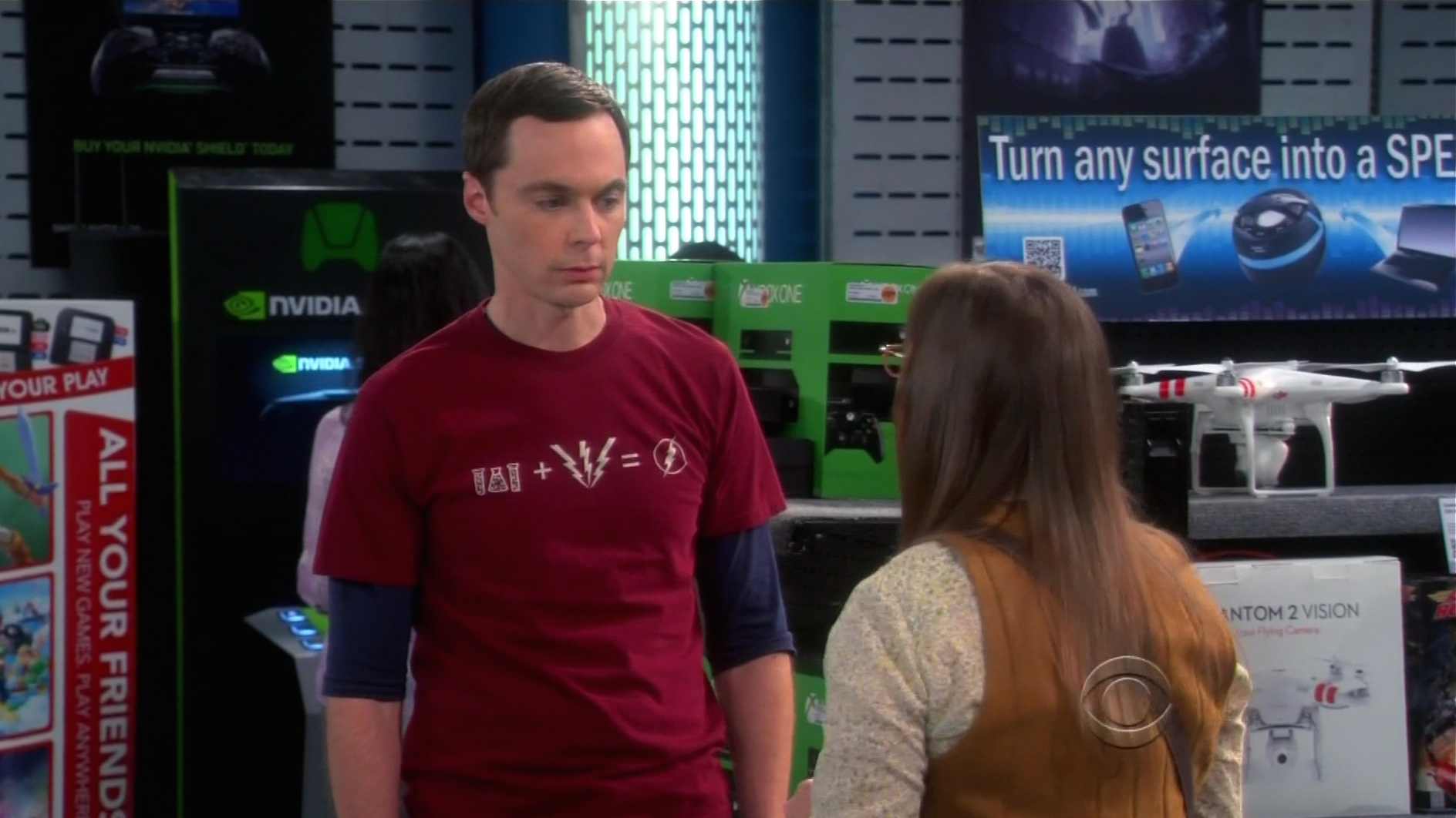 NVIDIA •Big Bang Theory