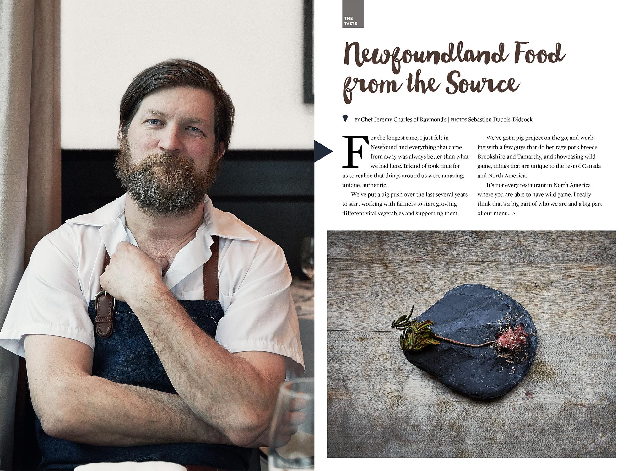 Pie Magazine - Raymond's 2016