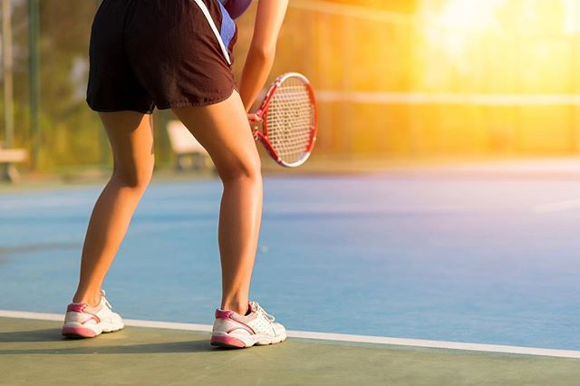 I don't just work with golfers to improve their game,  but athletes of any rotary sports,  like tennis. If you're a member of one of the Charlotte tennis clubs, I'd like to help you feel better and play better. Call 704-608-7127. #Tennis #PersonalTrainer