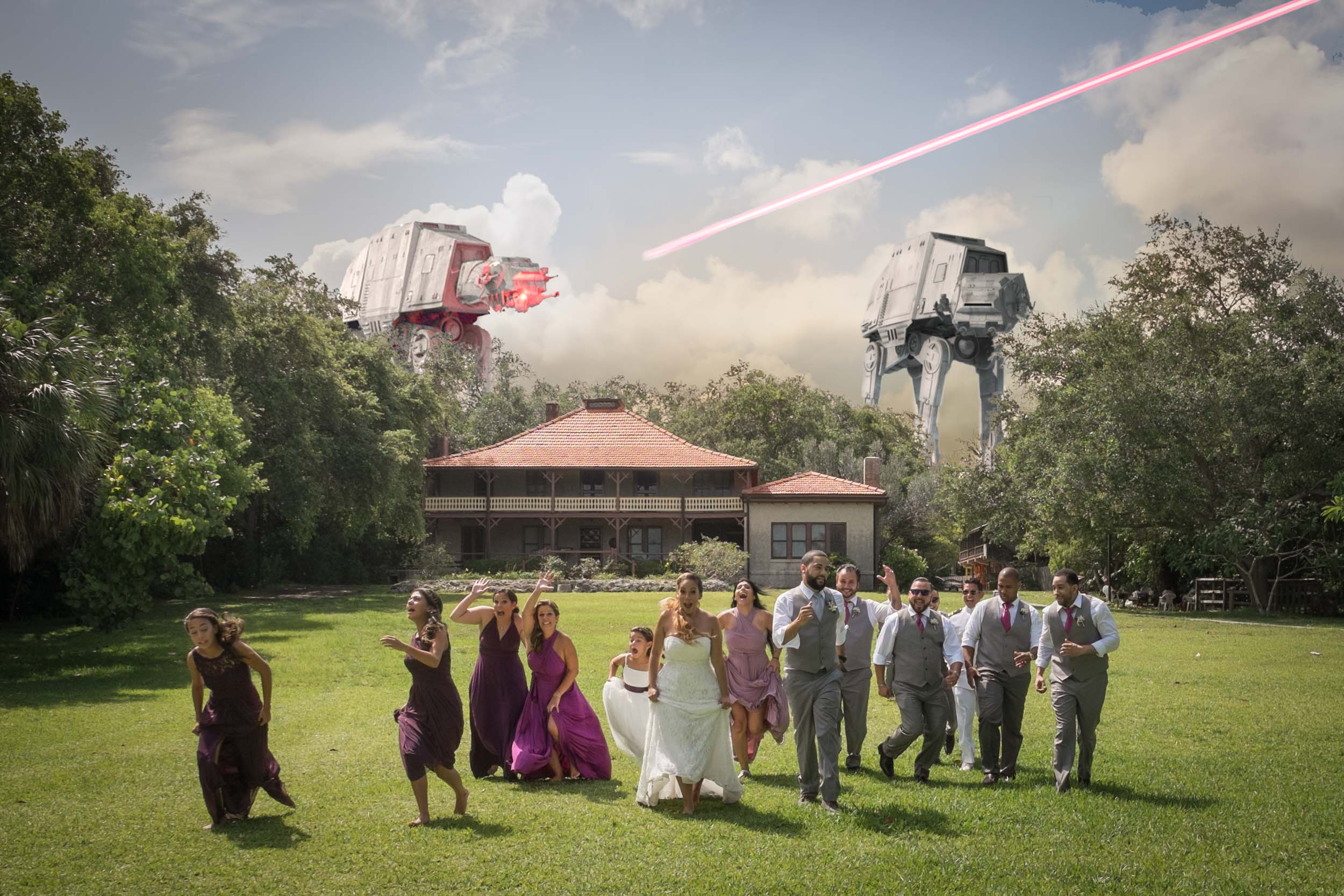 Star Wars Wedding