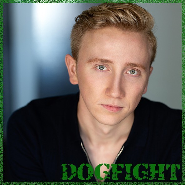 """Welcome to Dogfight @robbie.hebert! You'll soon be able to see him in the role of Gibbs! . """"Robbie Hébert is a graduate of the Capilano University Musical Theatre Program. He has trained as an actor, singer, dancer, and choreographer specializing in musical theatre. He grew up in Calgary, Alberta and moved to Vancouver in 2015 to pursue his studies in acting and musical theatre. His recent performances include Jason McConnell in bare (Eternal Theatre Collective), Whodunnit (The 13th Story), Cinderella (Theatre Under the Stars), Anne of Green Gables (CapU Theatre), and The Drowsy Chaperone (Theatre Under the Stars)."""""""