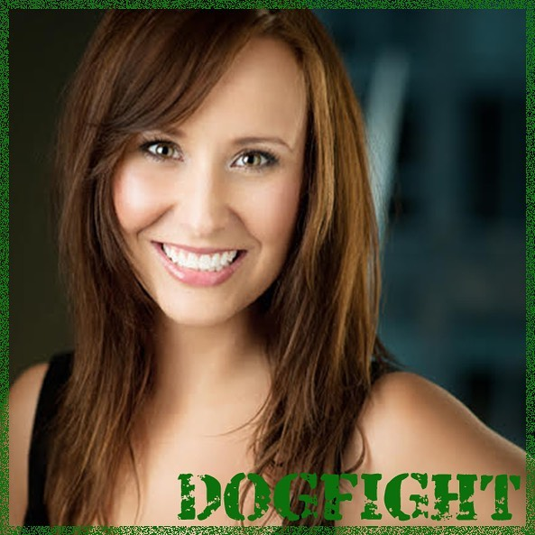 """Dogfight is excited to introduce @amygermainegartner as Marcy! . """"Amy is a musical theatre actor hailing from the Alberta prairies. Her introduction to music began very young through choir, dance, piano and voice lessons. She holds a Bachelor of Music degree, majoring in vocal performance, from the University of Alberta.  After graduating from her degree, Amy caught the travel bug, spending 3 years singing and traveling the world with Royal Caribbean Cruise Lines as a featured singer. She then moved to Vancouver and started to dip my toes into the world of musical theatre. Highlights include: Music of the Night (Sound The Alarm: Music/Theatre); Do It Anyways, a Solo Cabaret (Impromptu Cabaret Festival); Maud, Crunchy (Brave New Playwrites Festival), Woman 1, Side By Side By Sondheim (Sound The Alarm: Music/Theatre); Gussie Carnegie, Merrily we Roll Along (United Players); Mrs. Walker, The Who's Tommy (Renegade Arts Company). Last year, Amy stepped across the table, Music Directing two shows Once on This Island (Fabulist Theatre) and Pageant (Something Extra Collective.) Thanks to Kelsey & team at Attic Light Arts for this awesome opportunity!"""""""
