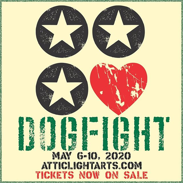 Tickets for Dogfight are now available through The Cultch Box Office. We run May 6-10! See you soon! Link in Bio!