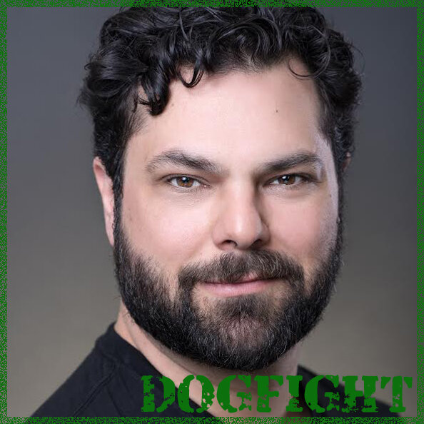 """PETE - Chris Olson - A thirty year veteran of stage and screen, Chris is thrilled to be joining The Attic Light Arts team for Dogfight. Past theatre highlights include """"Tony"""" in West Side Story, """"Collins"""" in RENT, and """"Ciaphas"""" in JCS (all with URP). Film credits include: iZombie, Arrow, Once Upon a Time, and Disney's Noelle. When not involved with Film and TV, Chris can found on other stages around Vancouver with his Alt-Folk Band """"Fallow State"""". Special thank-you to Angela, who allows me the freedom to do what i love, and i love what i do. Enjoy the show!"""