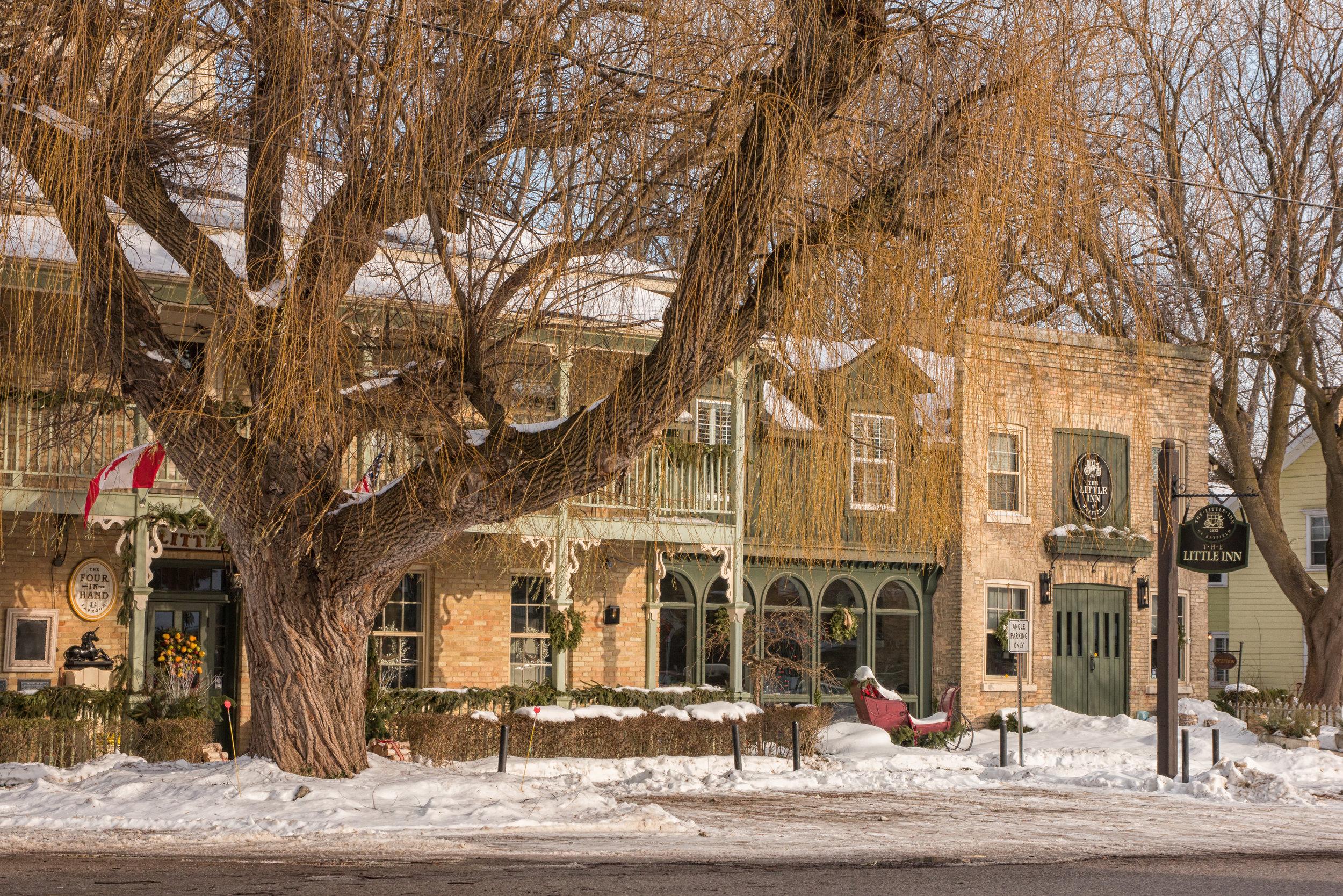Winter Street Little Inn