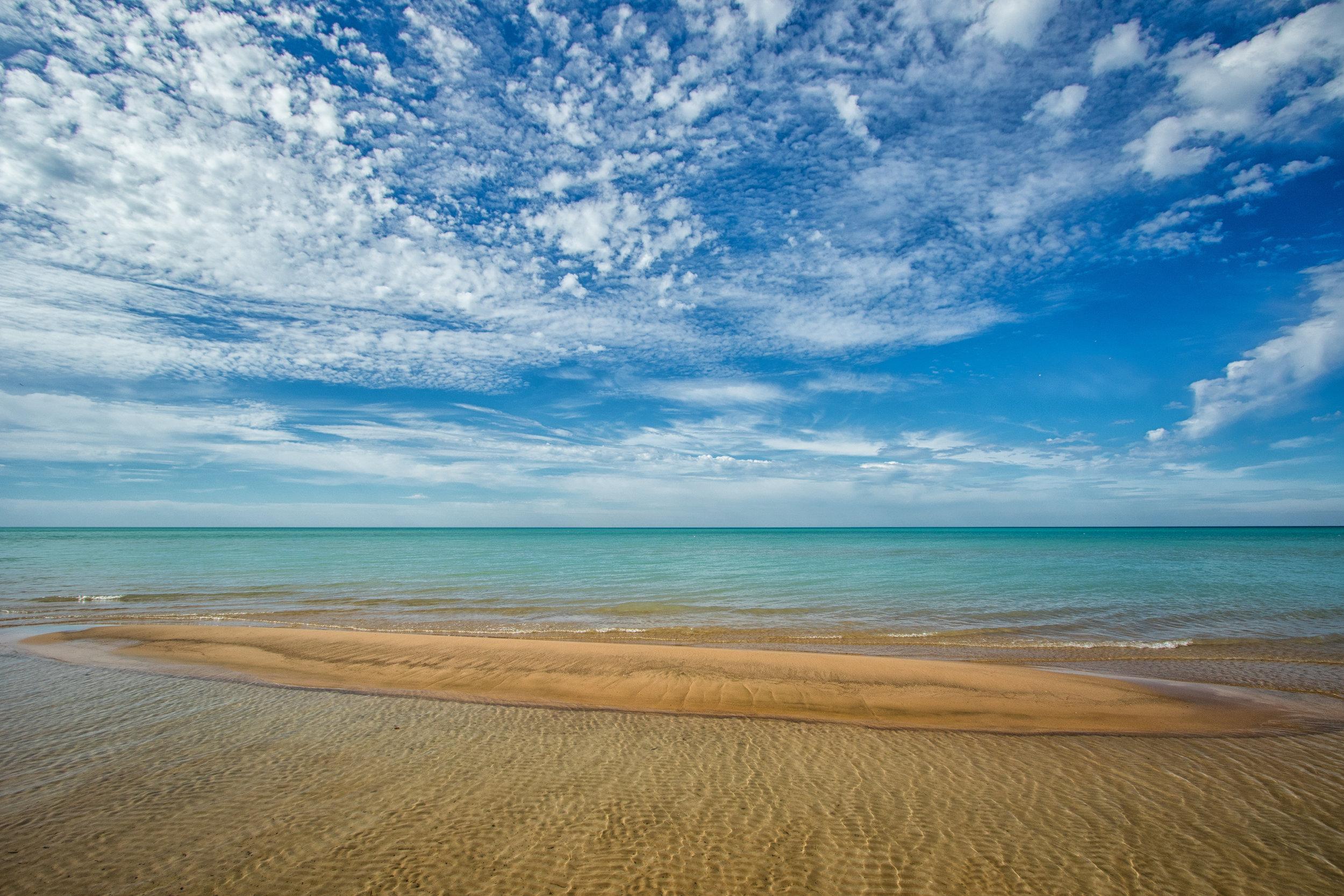 Caribbean Lake Huron