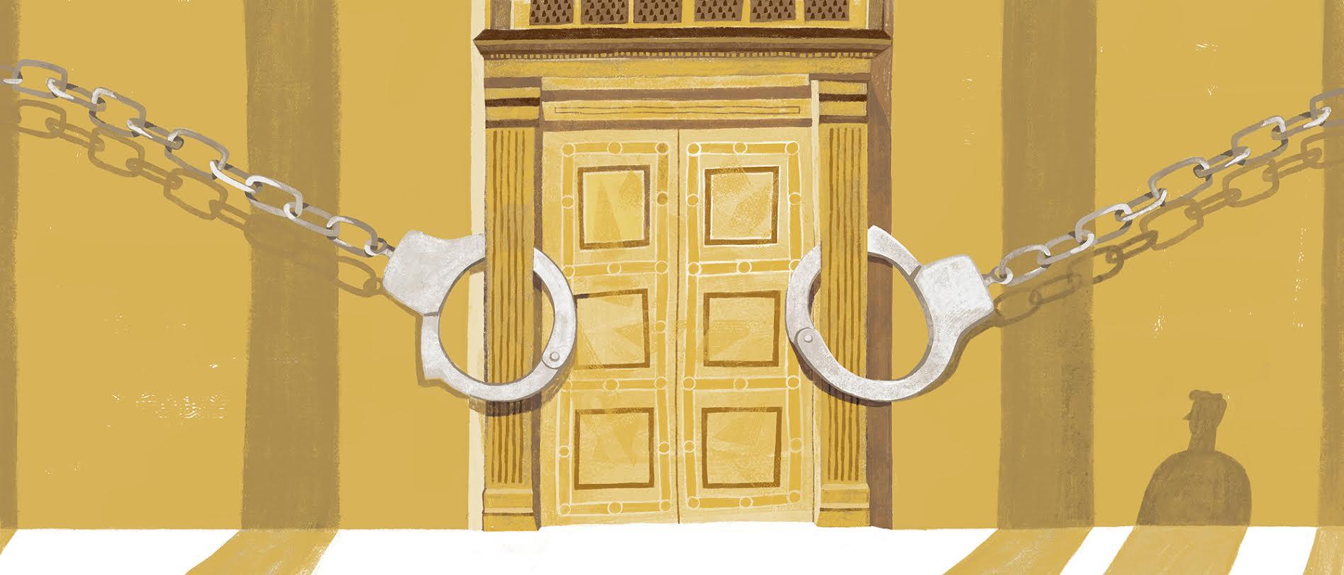Chains on Court Doors.jpg