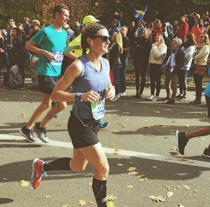 Bridget McGahen Half Marathon-Marathon @BridgetMcGahen