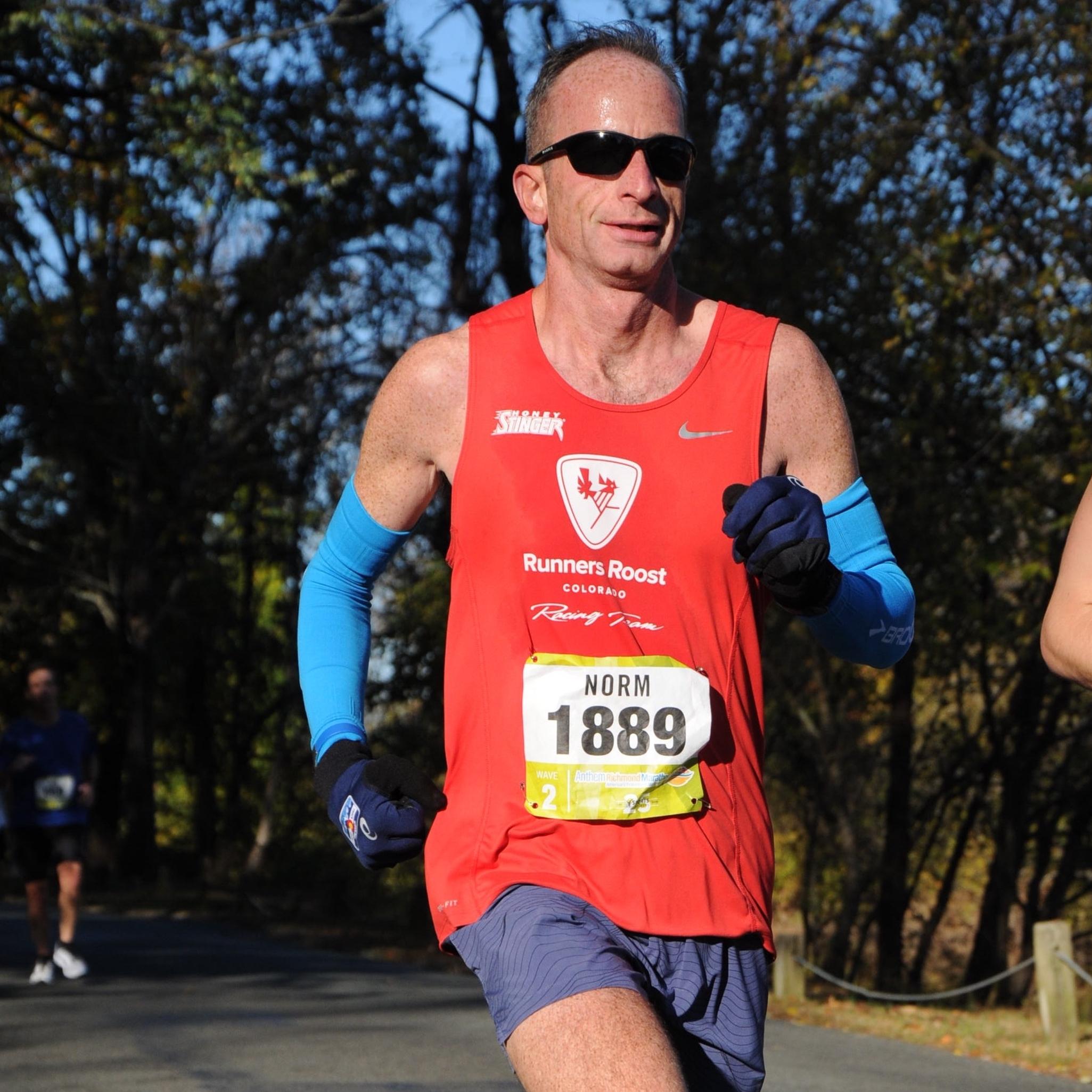 Norm Kendrick 5k-Marathon @NormKendrick