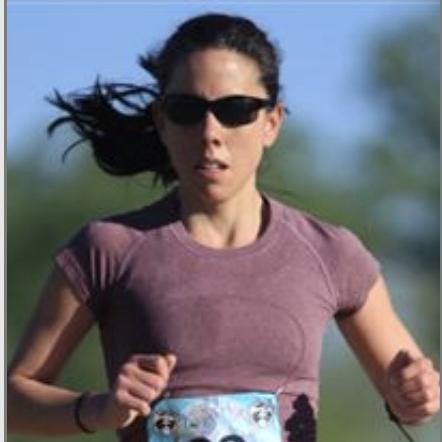 Marie Corley Marathon @MarieCorley