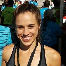 Pam Hess Marathon @PamHess1