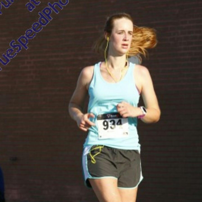 Caitlin Reeck 5k-Half Marathon @CaitlinTheGr8