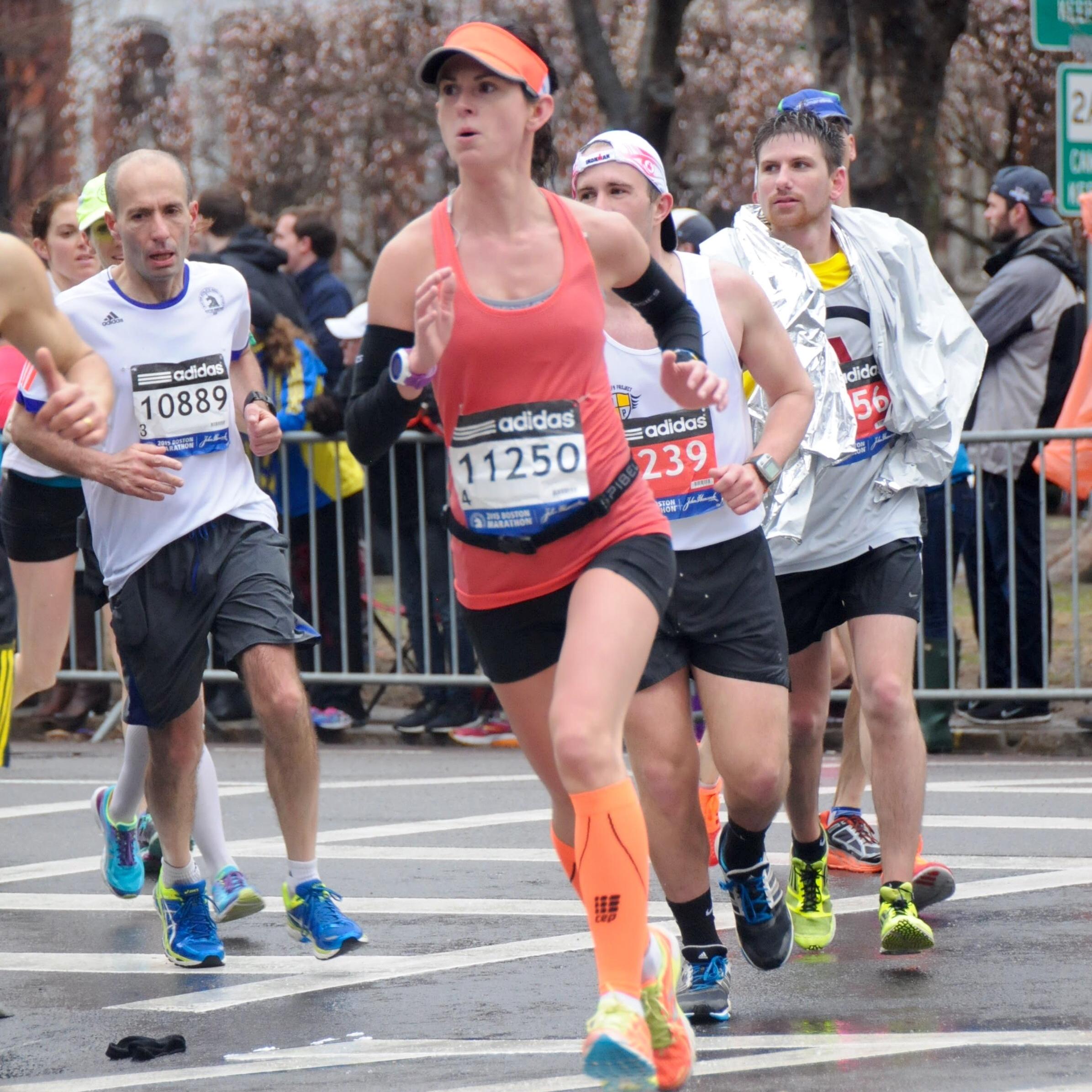 Rochelle Johnston Marathon @Ro__Jo