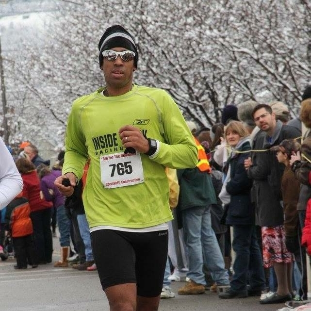 Joey Stoltz 5k-Marathon @StoltzRuns
