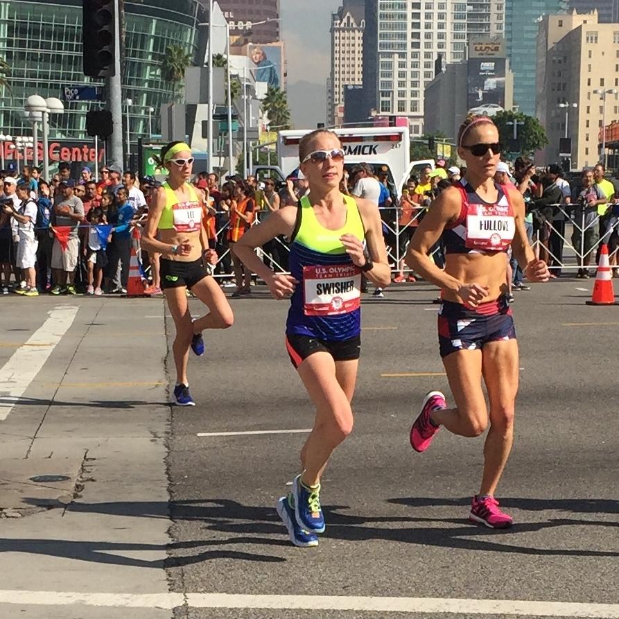 Kristin Swisher 5k-Marathon @KristinJSwisher