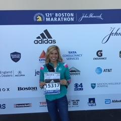 Carrie Merrithew Marathon @CMLove2Run