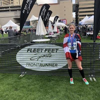Allie Martin Mile/5k/10k/Half-Marathon