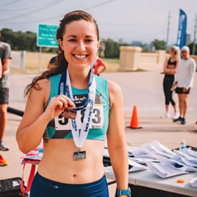 Olivia Coco 5k-Marathon @OliviaMaeCoco