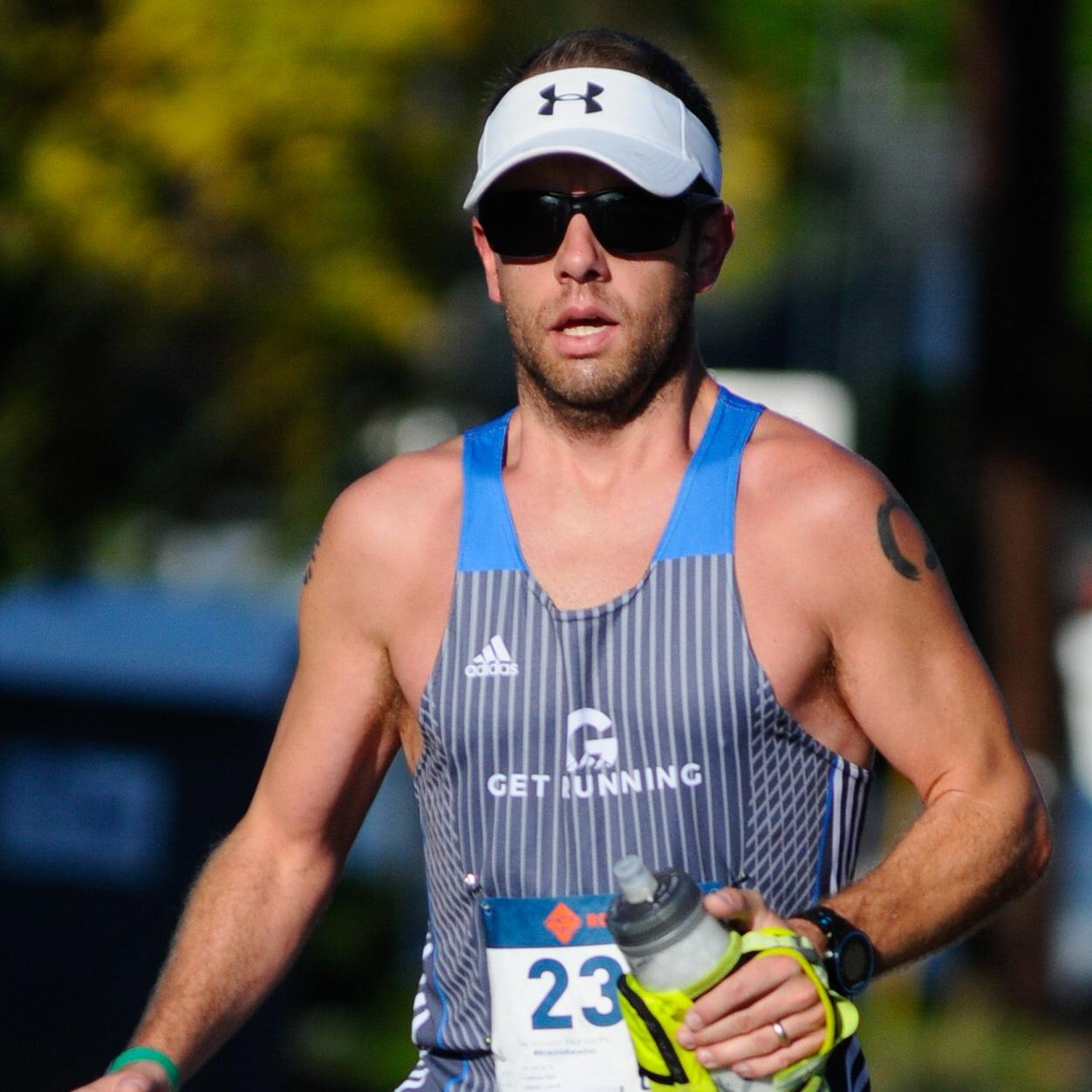 Brad Lindeberg Marathon @BradRunsFar