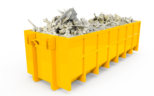Hook Lift Dumpster Rental in Bergen County NJ - Lincoln Recycling Services