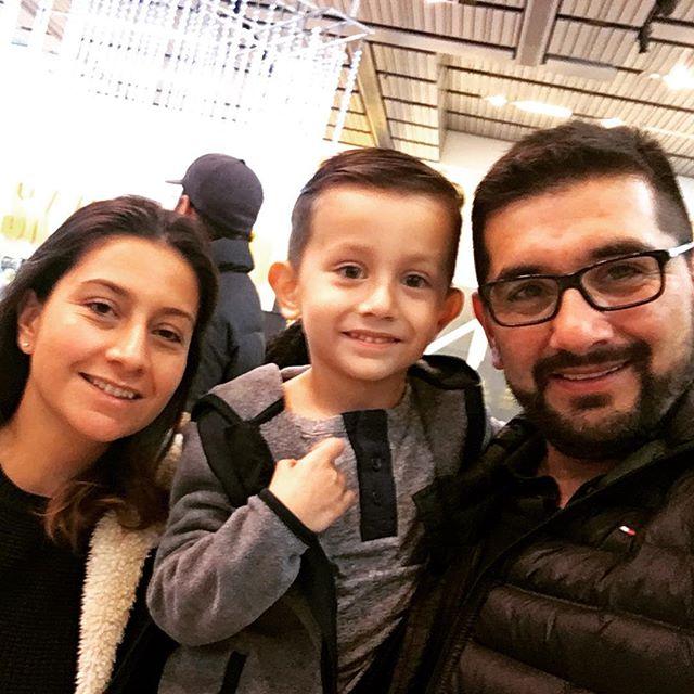Family time #libertysciencecenter