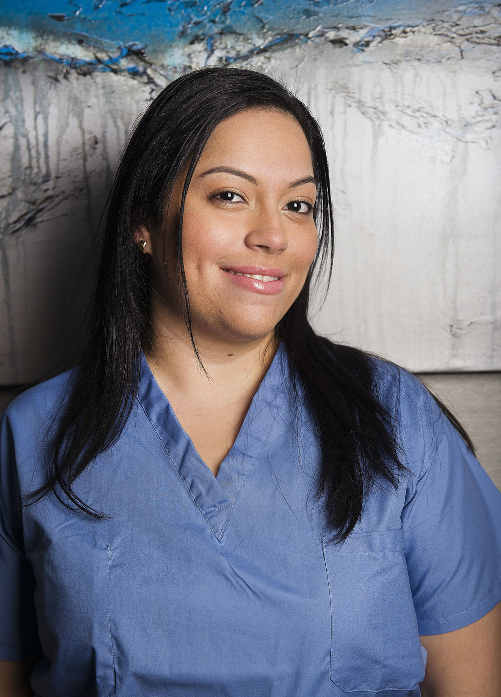 Jazmin Rodriguez   Dental Assistant   I think we're able to help people achieve a healthier mouth. Because we are kind and thoughtful during procedures, we make the experience positive. It's exciting to see patients who come in tentatively and leave eager to make their next appointment. When we are able to treat someone who has neglected dental care for some time, because of fear, monetary reasons, or other issues, it is rewarding to see them with restored gums, sound teeth, an improved bite, and a beautiful smile. I have a particularly vivid memory of a woman who told us that she is still learning to use the new smile we gave her after 50 years of not smiling, because she was ashamed of her teeth.