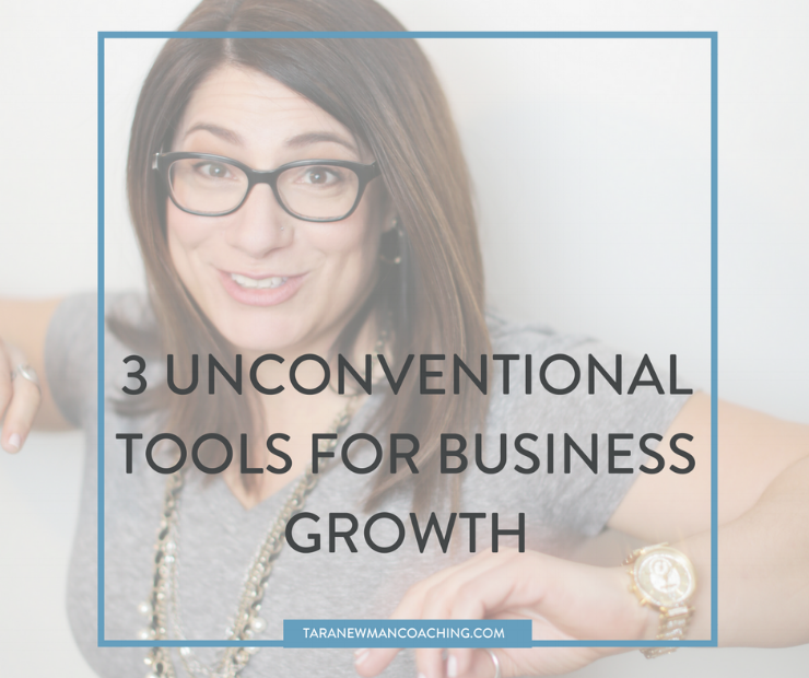 3 Unconventional Tools for Exponential Business Growth