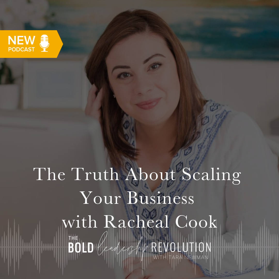The Truth About Scaling Your Business with Racheal Cook