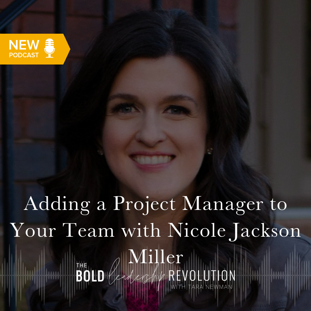 Adding a Project Manager to Your Team with Nicole Jackson Miller