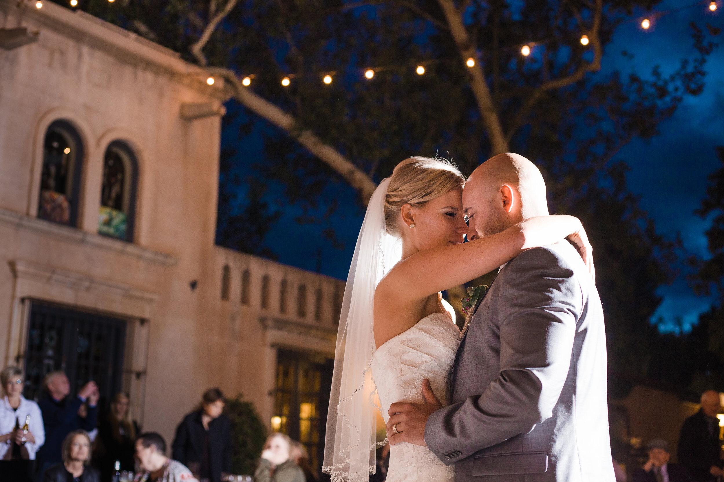 Tlaquepaque wedding first dance