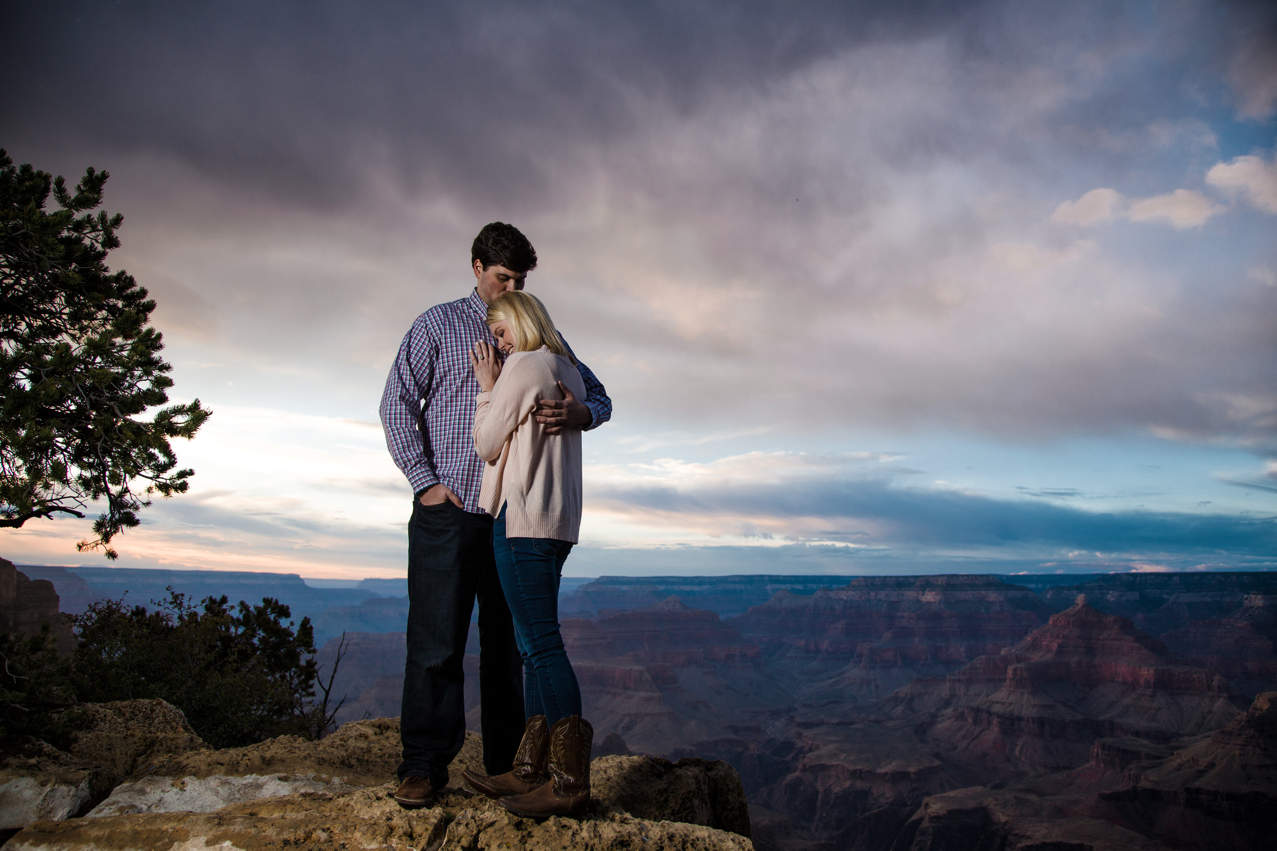 Grand Canyon quiet moment