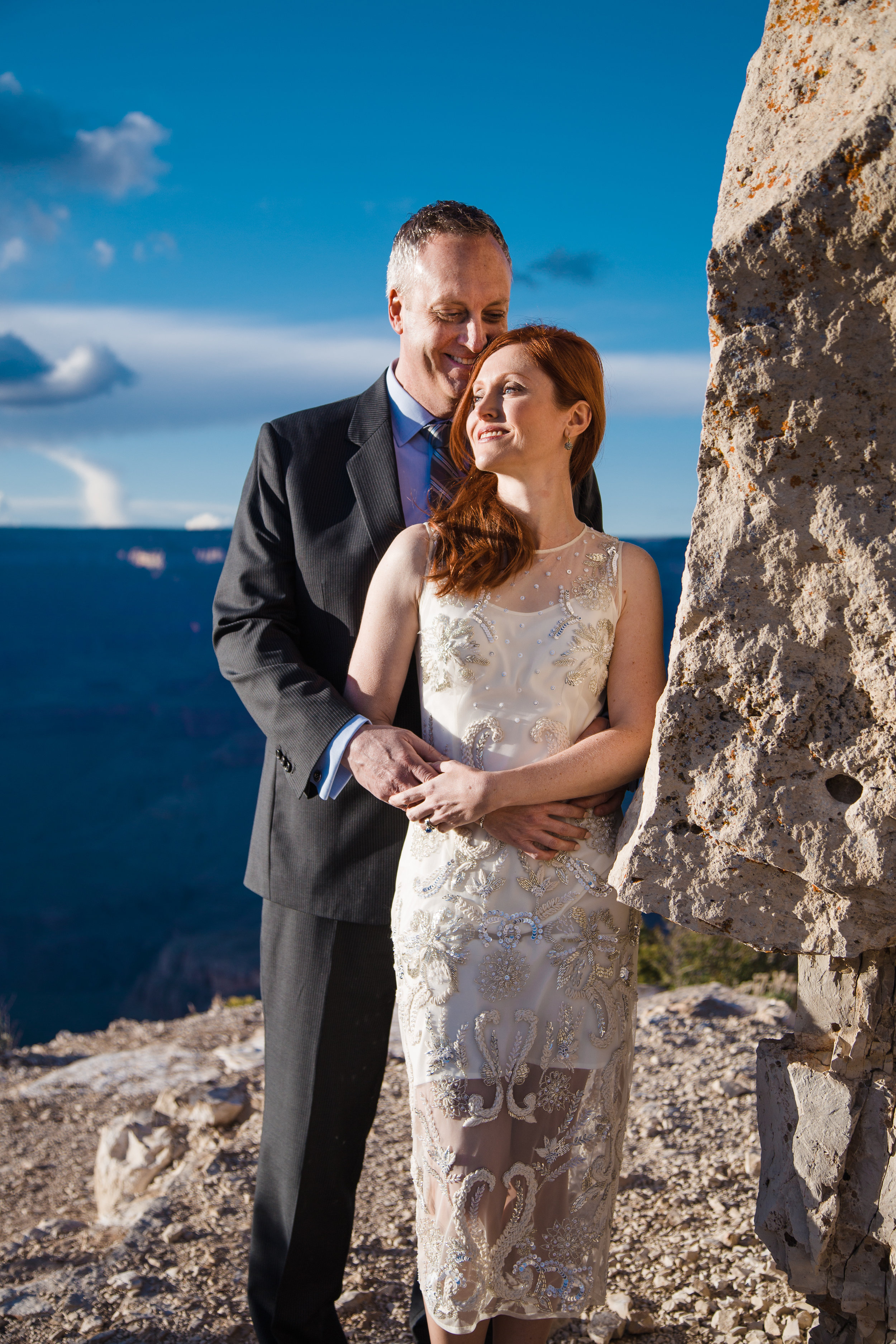 Shoshone Point elopement