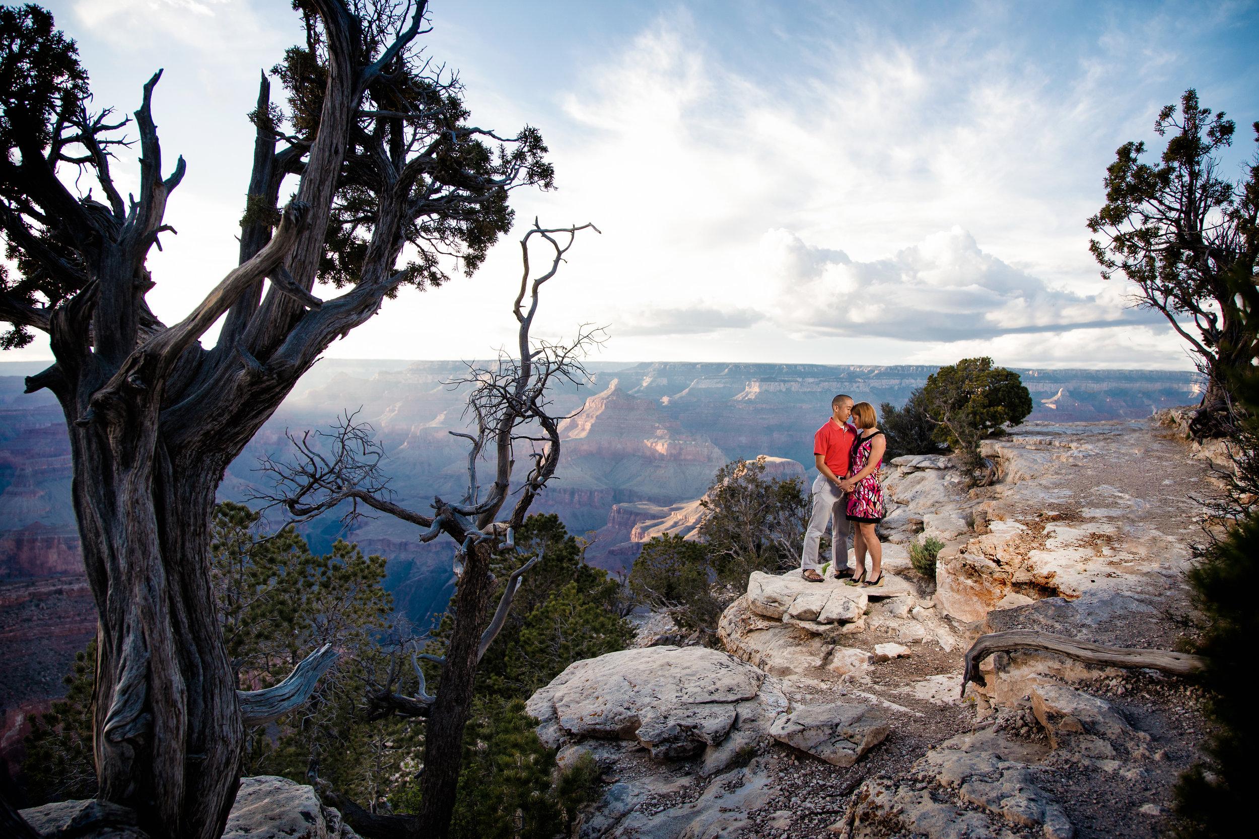 Grand Canyon wedding photographer