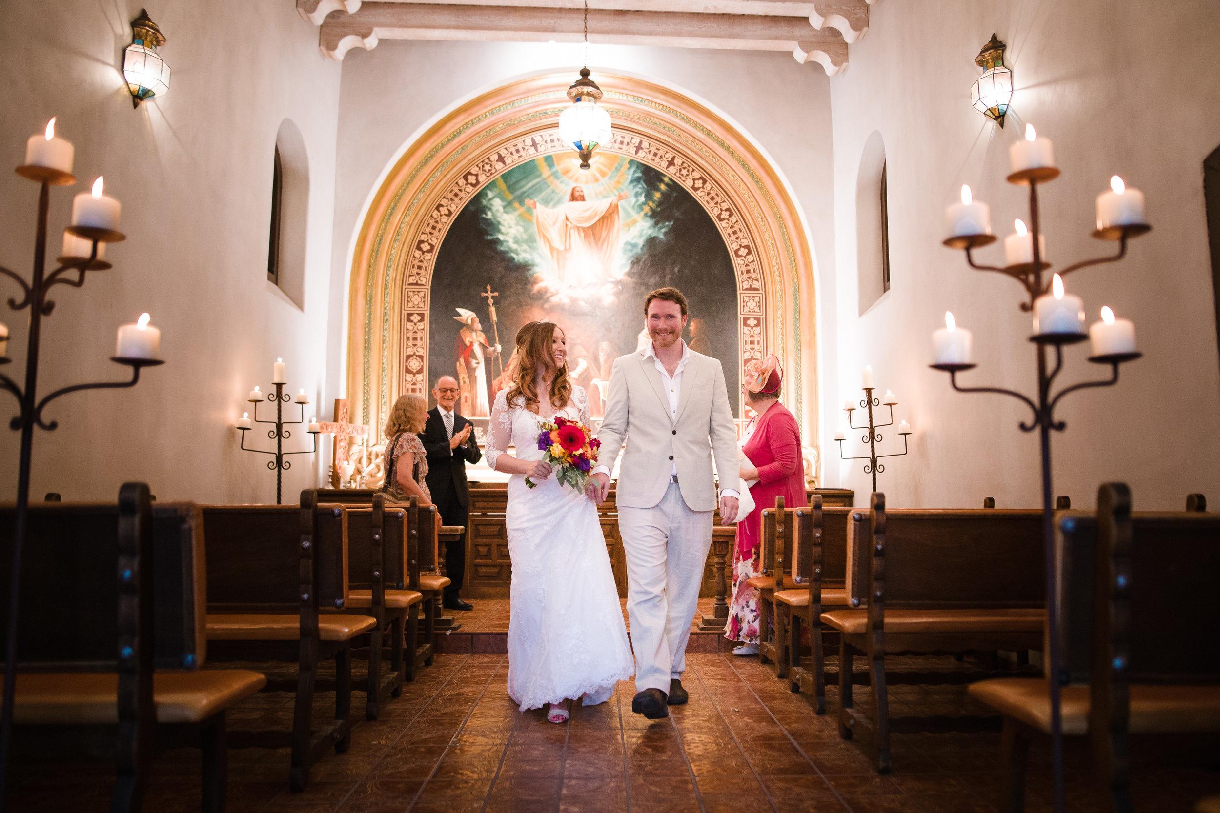 Tlaquepaque Sedona wedding
